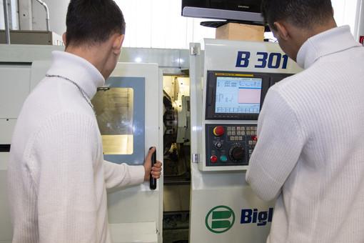 Controllo numerico: con ENGIM Pinerolo dal laboratorio alle aziende