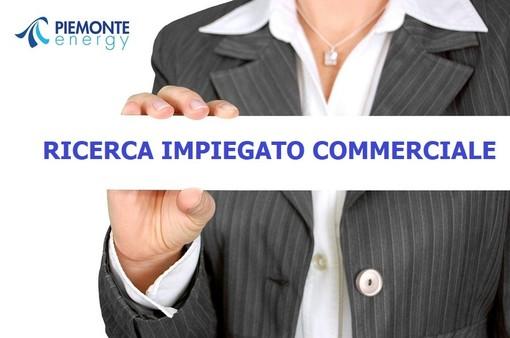 Piemonte Energy ricerca un impiegato commerciale