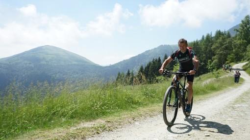 A Pian Munè di Paesana spunta il Menù del ciclista
