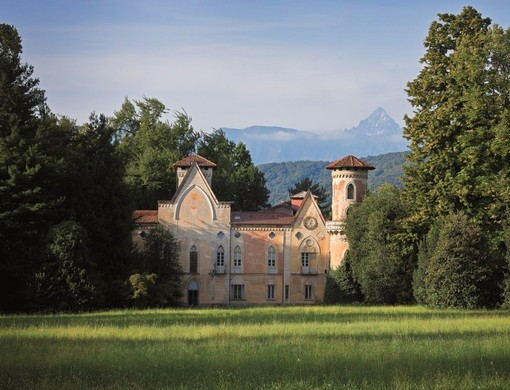 """""""Bellezza tra le righe"""", Luca Mercalli ospite a Miradolo, al parco del Castello"""