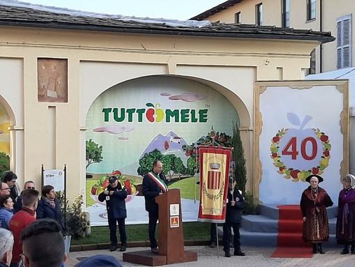 Tuttomele di Cavour diventa fiera di livello nazionale