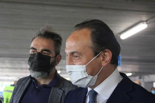 """Revisione indice Rt e coprifuoco più tardi, Cirio: """"Draghi è disponibile"""" [VIDEO]"""