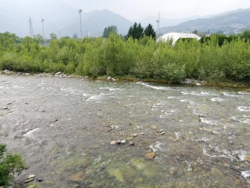 Nuove difese spondali in arrivo sul torrente Pellice a Luserna San Giovanni