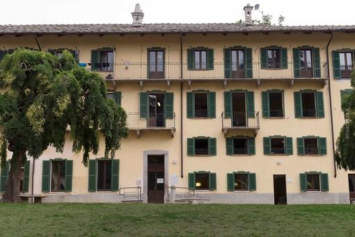 Villa Olanda a Luserna San Giovanni, sede della Diaconia valdese