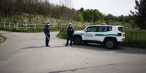 Il nuovo agente della Municipale di Luserna San Giovanni vigilerà sulle strade