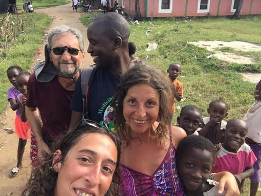 """Segue la figlia in Kenya e... ci """"porta"""" un pozzo grazie al contributo dei nonesi"""