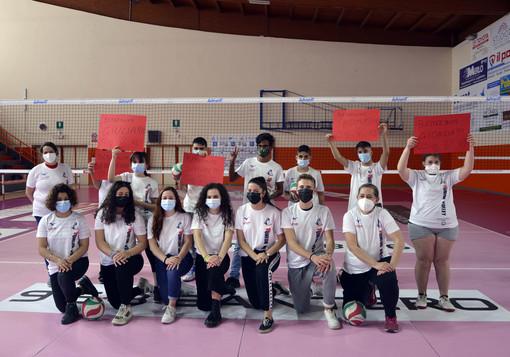 Unionvolley Pinerolo squadra pallavolo unificata