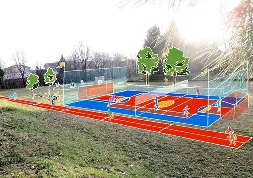 Progetto Spazio Sport Serena