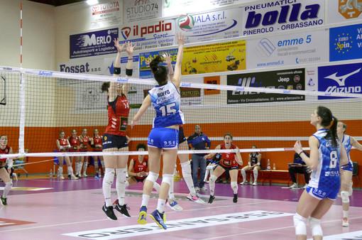 Eurospin Ford Sara Pinerolo contro Soverato