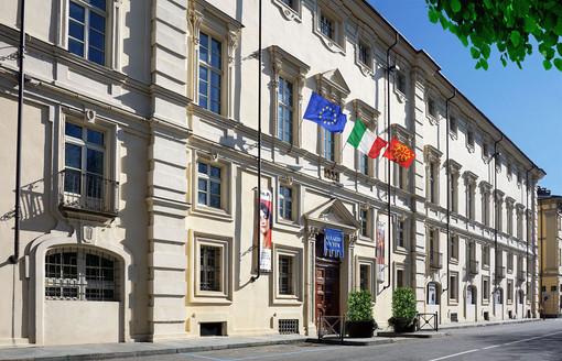 Palazzo Vittone, sede di alcuni Musei civici di Pinerolo (foto di Remo Caffaro)