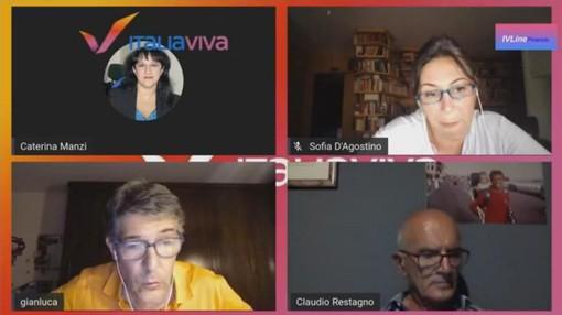 Stasera si parla di informazione e territorio con ItaliaViva Pinerolo