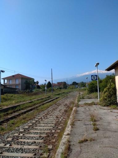 La linea ferroviaria Pinerolo-Torre Pellice