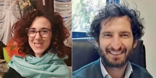 Da sinistra Irene Formento e Christian Mastrogiovanni