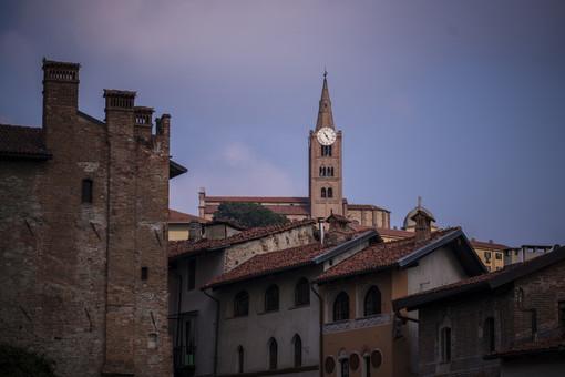 Centro storico di Pinerolo