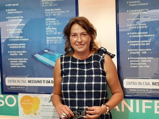 Rosanna Ventrella (Cna Pinerolo)