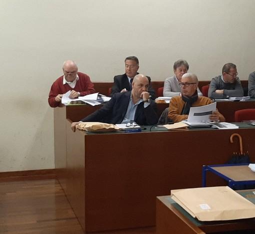 Minoranza in Consiglio comunale a Pinerolo nel 2019