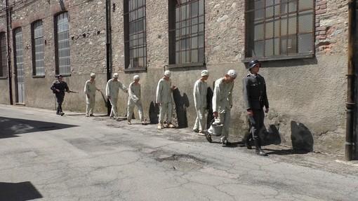 Torre Pellice Stamperia come Mauthausen per docu-film su Lombardini