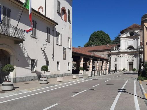 Centro di Villafranca Piemonte