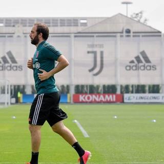 immagini tratte dall'account Twitter della Juventus