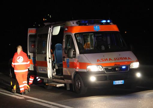 Orbassano, incidente in tangenziale: tre feriti, cinquantenne in codice rosso