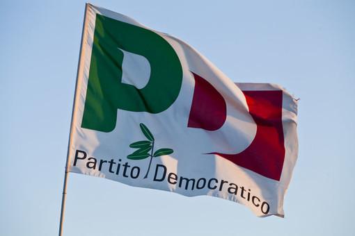 bandiera del Partito Democratico