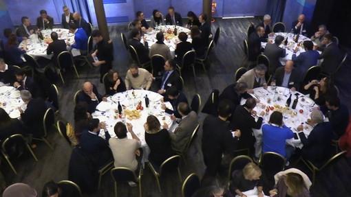 Cena di Natale di Réseau Entreprendre Piemonte a Le Musichall di Torino [VIDEO]