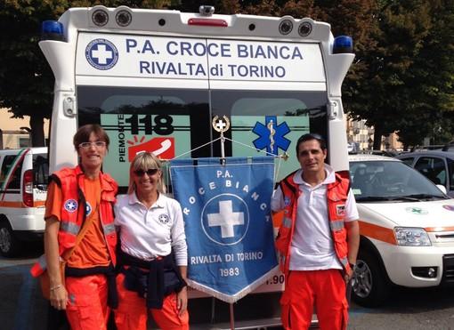Corso per diventare volontari soccorritori in Croce Bianca a Rivalta