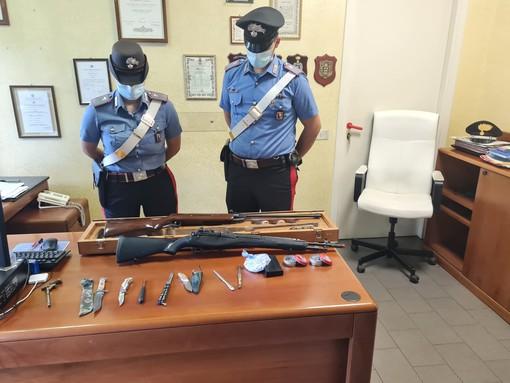 Spara al vicino con un fucile ad aria compressa: arrestato un 46enne a Nichelino