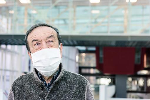 Giovanni Monchiero (foto Barbara Guazzone)