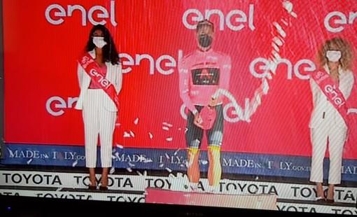 Ganna illumina la Mole, è sua la prima maglia rosa del Giro (FOTO)