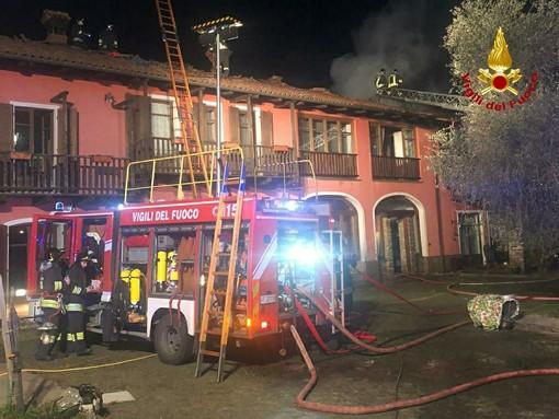 vigili del fuoco san secondo di pinerolo