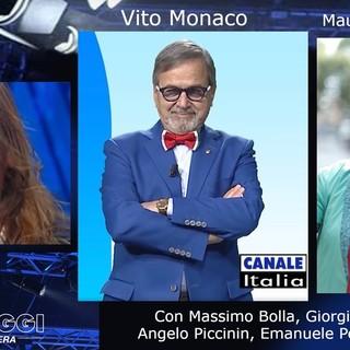 TV: questa sera a 'NotizieOggi Lineasera' si parla di Greenpass e astensionismo
