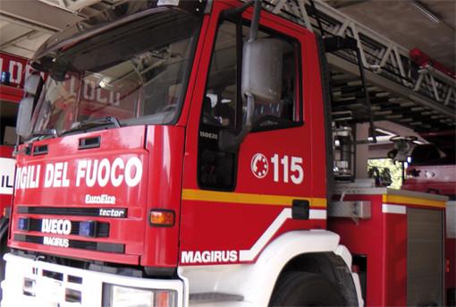 Pramollo: i Vigili del fuoco recuperano una persona dispersa