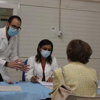 Covid, oggi vaccinate 17.651 persone: per 9.059 si è trattato della terza dose