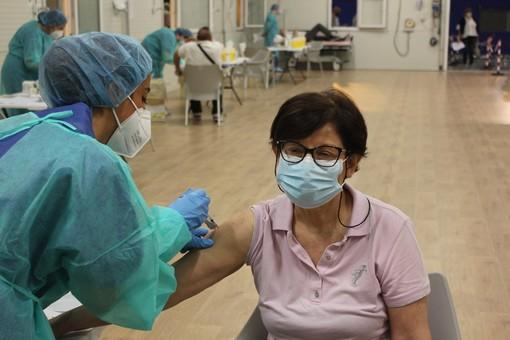 Vaccini, oggi in Piemonte somministrate oltre 37mila dosi