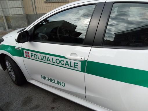 auto polizia locale di nichelino
