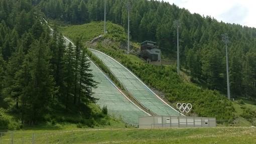 """Pragelato: """"Via i trampolini olimpici per fare sport tutto l'anno"""""""