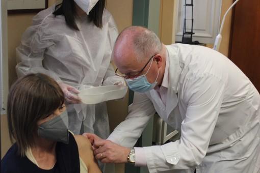 Covid, oggi in Piemonte 27.619 vaccinati, compresi 6.835 sessantenni
